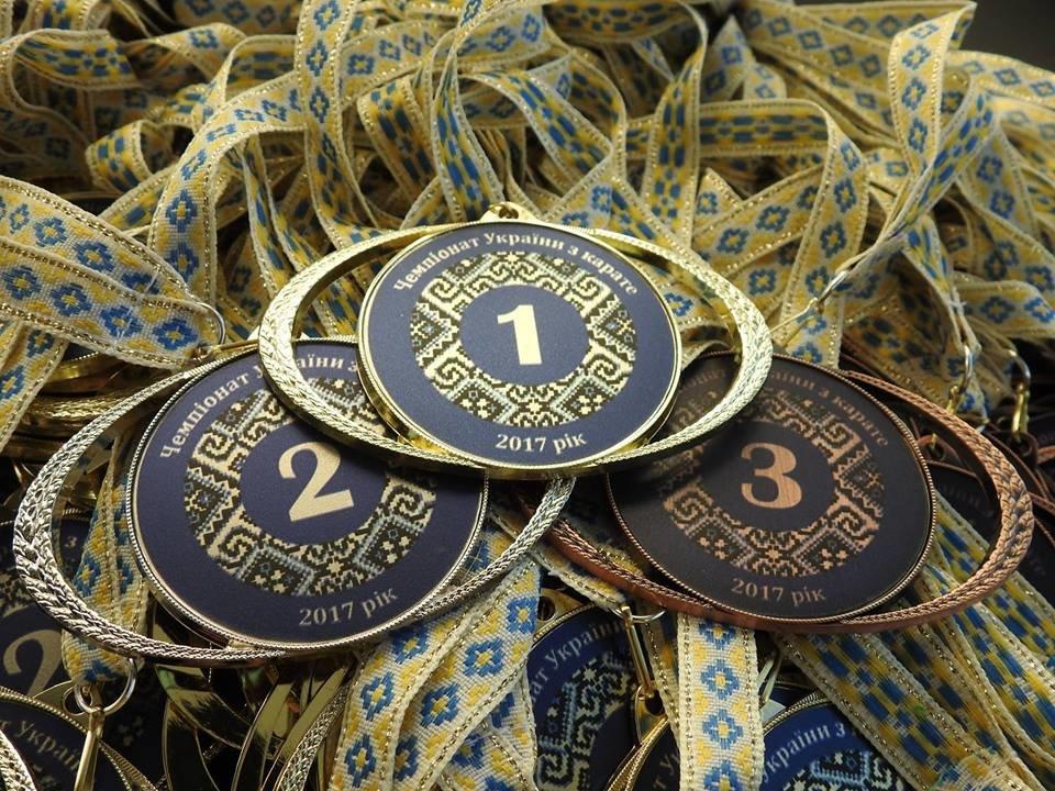 Сборная Николаевской области завоевала 6 медалей на чемпионате Украины по карате , фото-8