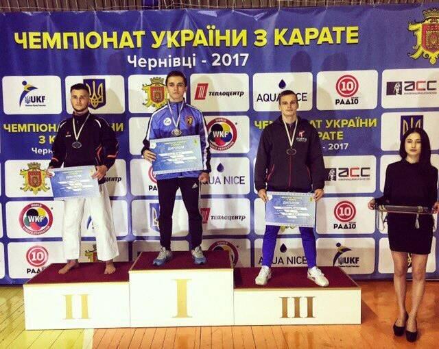 Сборная Николаевской области завоевала 6 медалей на чемпионате Украины по карате , фото-7