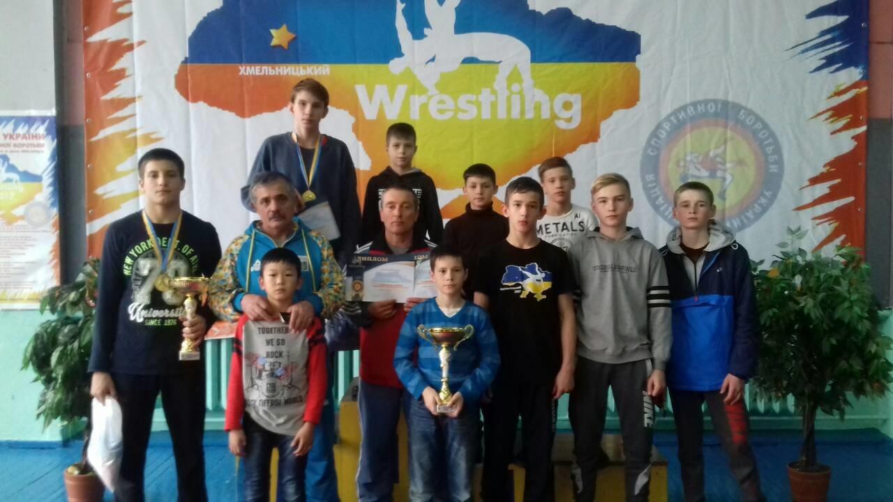 Воспитанники Николаевской ДЮСШ № 7 завоевали призовые места на чемпионате Украины по вольной борьбе, фото-2