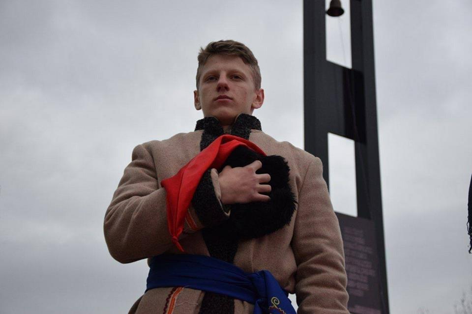 Николаевцы почтили память жертв Голодомора, - ФОТО, фото-1