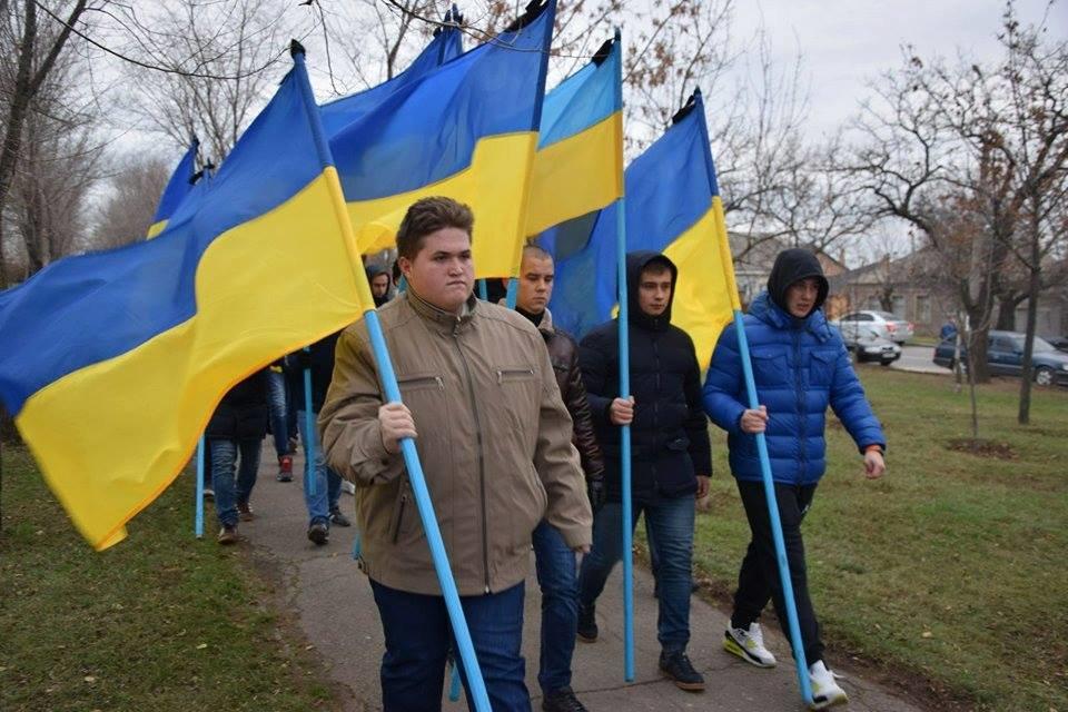 Николаевцы почтили память жертв Голодомора, - ФОТО, фото-6