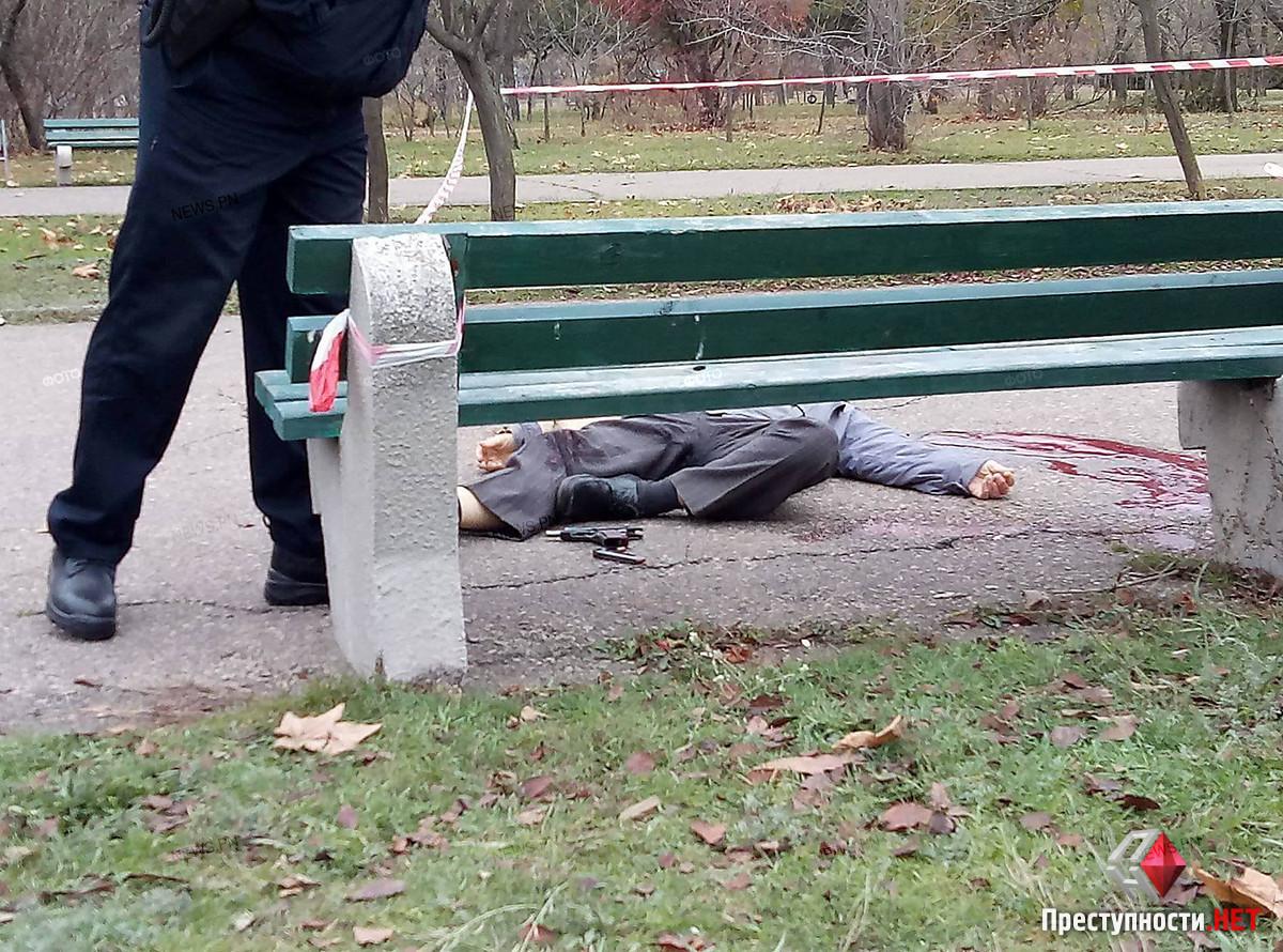 В центре Николаева застрелился пенсионер, - ФОТО, фото-3
