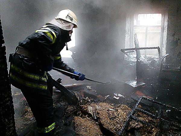 За минувшие сутки на Николаевщине в результате пожаров погиб 23-летний парень и пострадали две девочки (ФОТО), фото-1