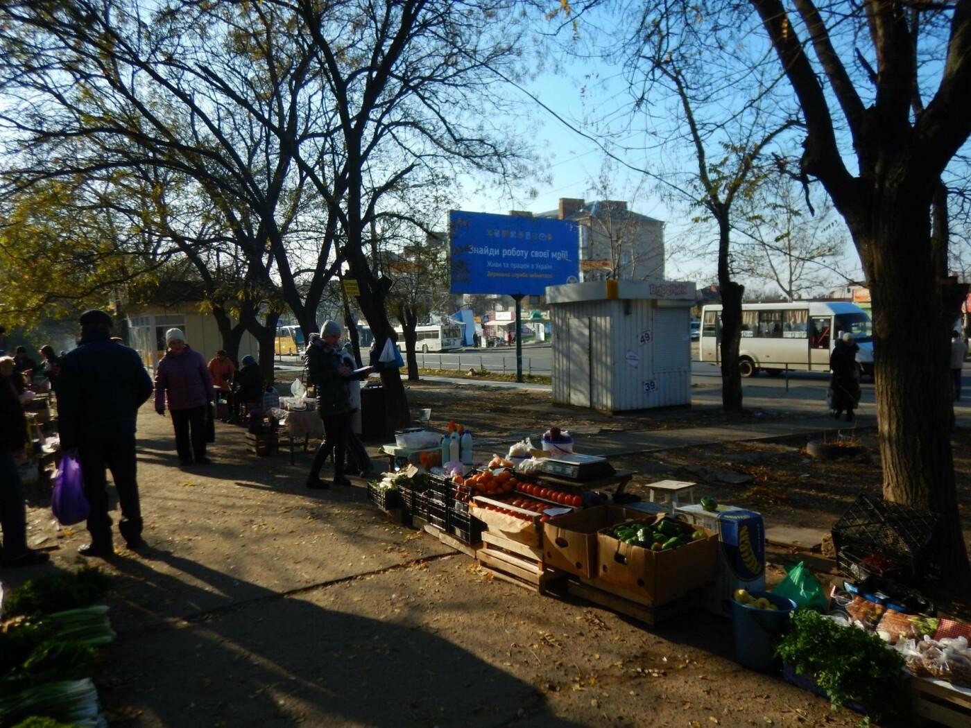 Администрация оштрафовала 5 точек незаконной торговли на 6-й Слободской , фото-3