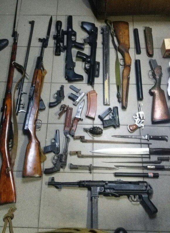 СБУ задержала жителя Николаевщины, который сбывал наркотики и оружие криминальным авторитетам, - ФОТО, фото-4