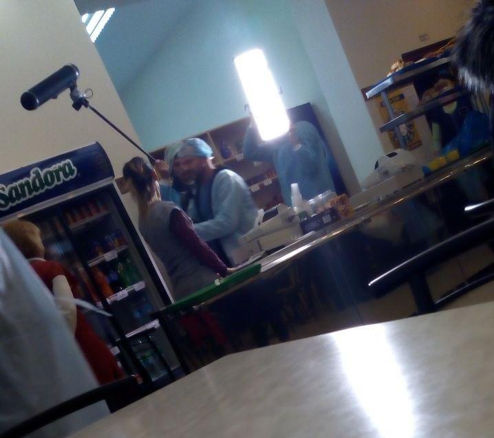 """""""Антисанитарию разводят студенты"""", - ректор Клименко прокомментировал ревизию 1+1 в столовой и общежитии ЧНУ, фото-3"""