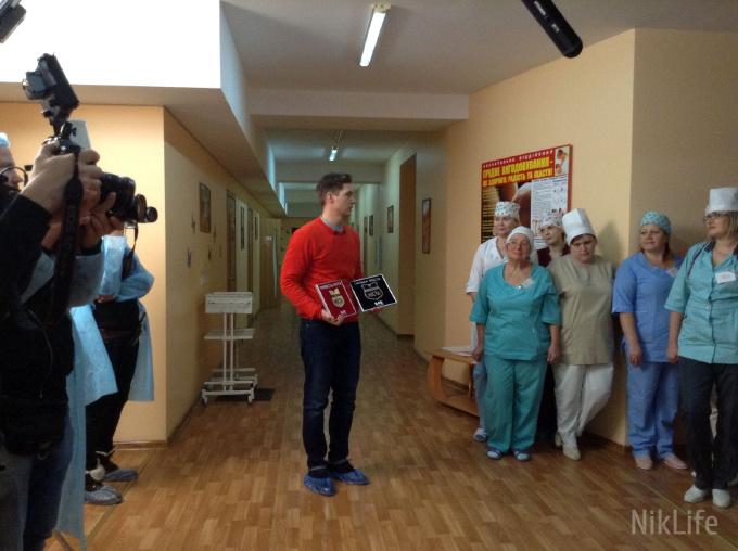 Телепроект «Инспектор.Города» проверил зоопарк и детскую больницу в Николаеве, ФОТО, фото-6