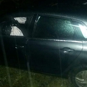 На Николаевщине «Citroen» врезался в дерево, водитель госпитализирован  , фото-1