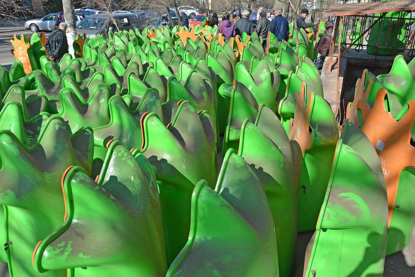 Школьники Николаева первыми начнут сдавать упаковки от напитков на переработку, - ФОТО, фото-4