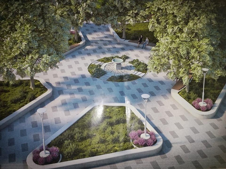В Николаеве показали, как будет выглядеть сквер у речвокзала, - ФОТО, фото-2