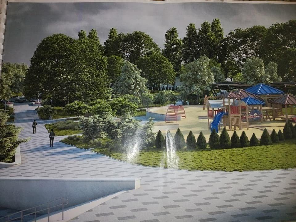 В Николаеве показали, как будет выглядеть сквер у речвокзала, - ФОТО, фото-3