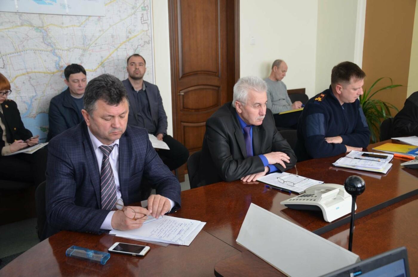 Николаевские спасатели обсудили безопасность торговых центров, лесов и церквей, - ФОТО, фото-4