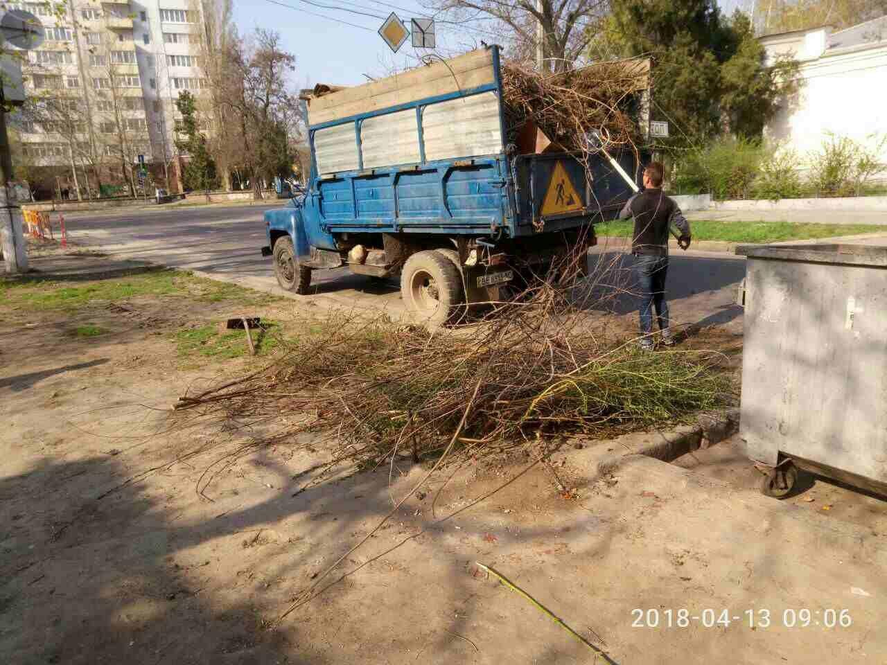 В Николаеве на нескольких улицах ликвидировали свалки, - ФОТО, фото-2