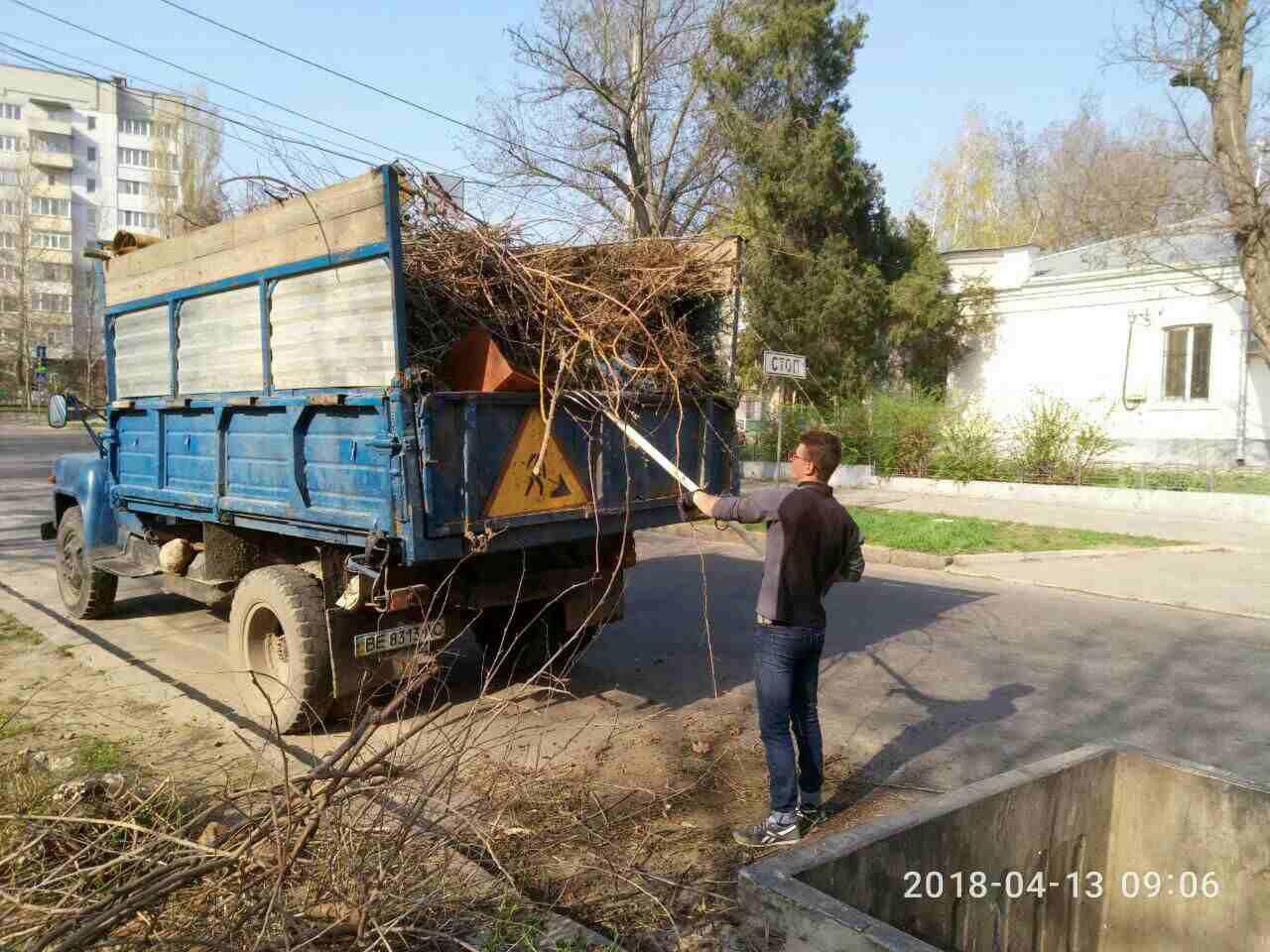 В Николаеве на нескольких улицах ликвидировали свалки, - ФОТО, фото-3