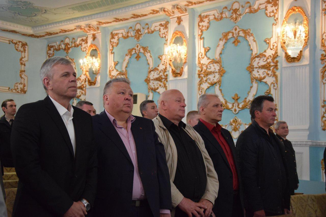 Валентин Гайдаржи поздравил работников пожарной охраны с профессиональным праздником, - ФОТО, фото-10