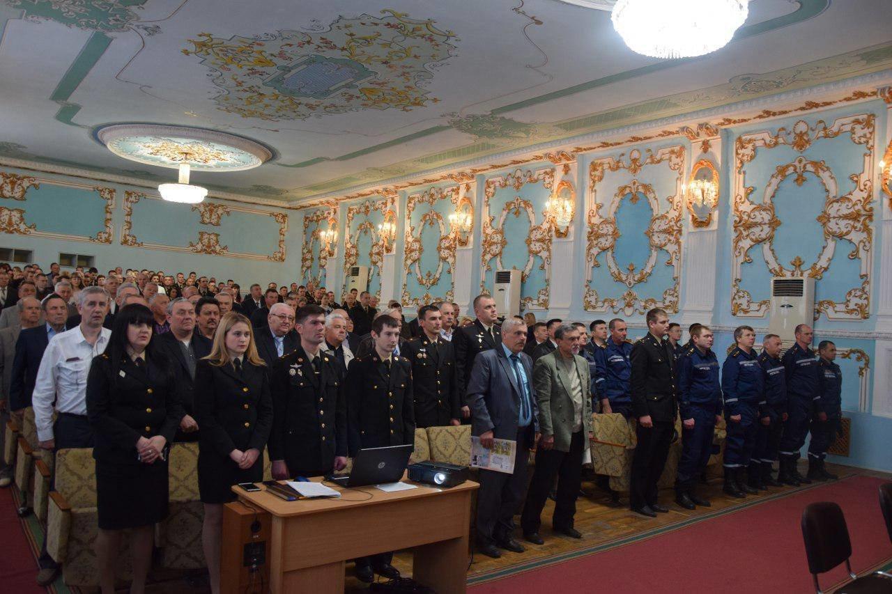 Валентин Гайдаржи поздравил работников пожарной охраны с профессиональным праздником, - ФОТО, фото-9