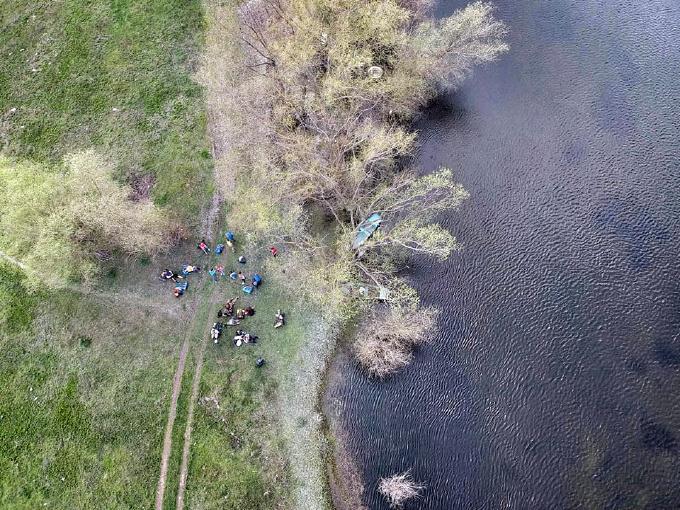Всю красоту озер Николаевщины показали с высоты птичьего полета, - ФОТО, фото-2