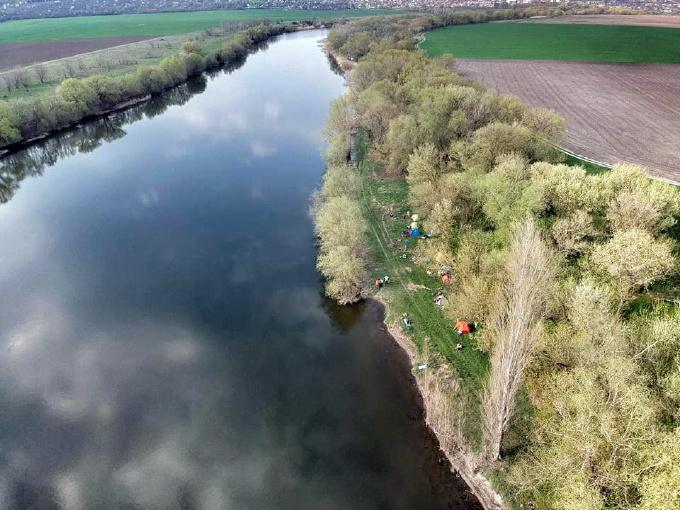 Всю красоту озер Николаевщины показали с высоты птичьего полета, - ФОТО, фото-1