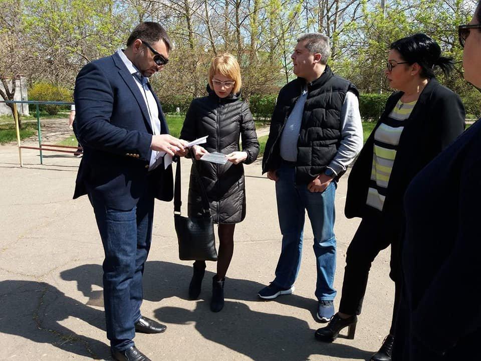 Первая в Николаеве инклюзивная спортплощадка вскоре появится в парке Лески, - ФОТО, фото-2