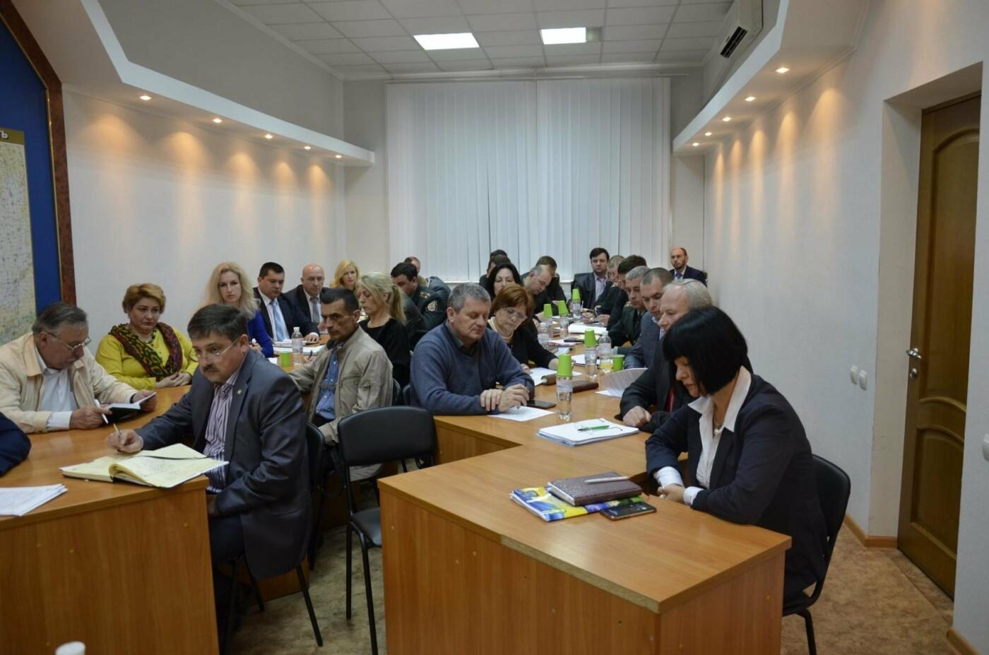 В Николаеве состоялось совещание по обеспечению мест несвободы надлежащими условиями, - ФОТО, фото-4