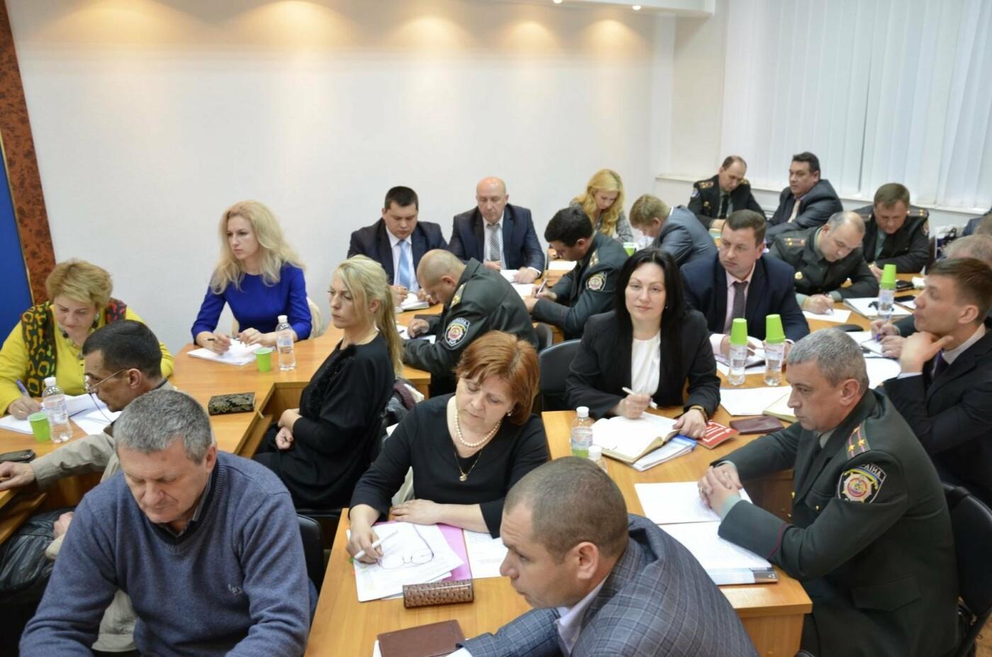 В Николаеве состоялось совещание по обеспечению мест несвободы надлежащими условиями, - ФОТО, фото-5