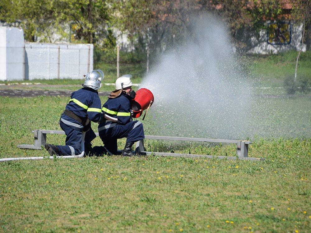 На николаевщине прошел первый этап соревнований среди спасателей, - ФОТО, фото-7