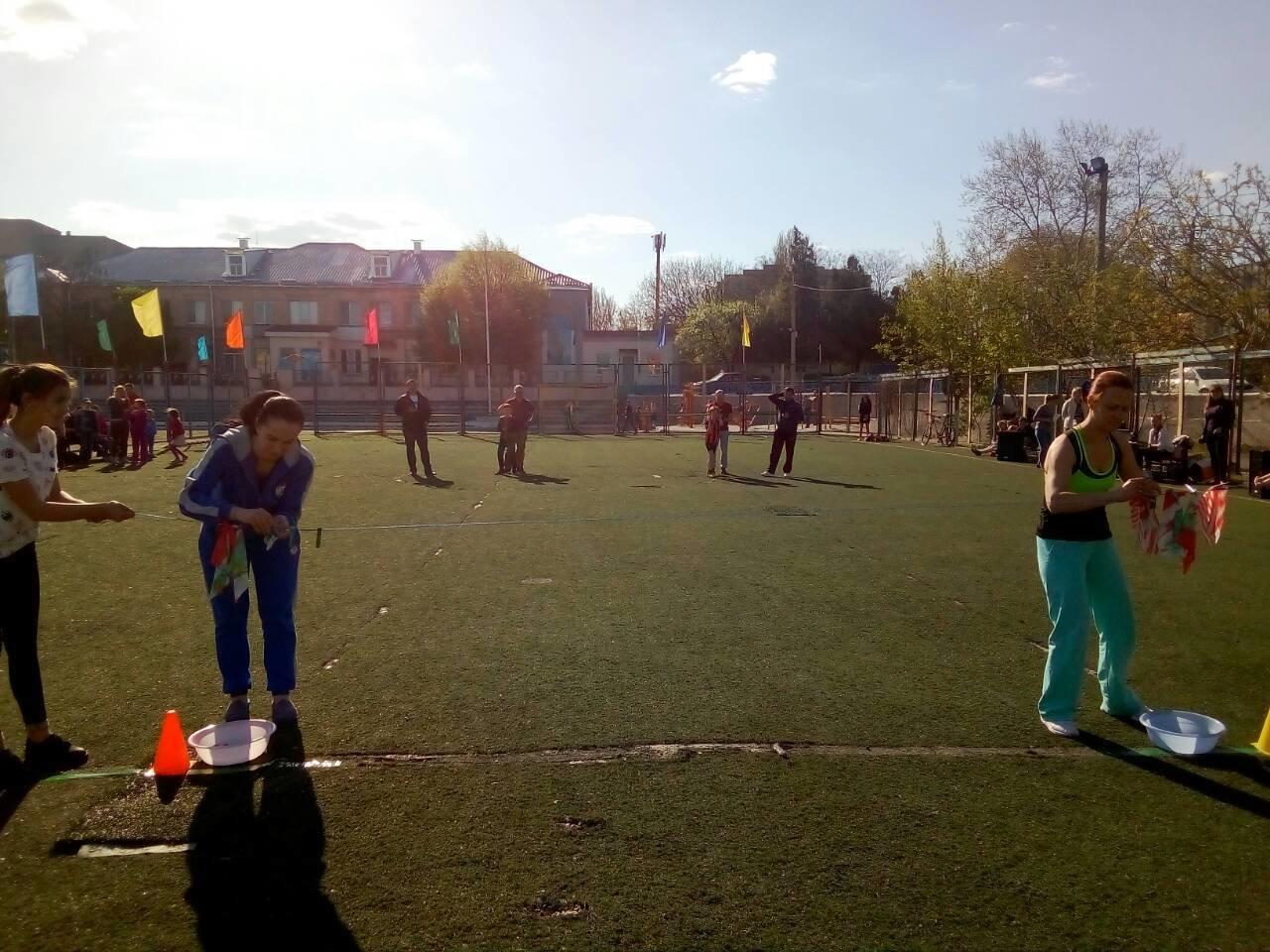 В Николаеве прошел семейный фестиваль  «Папа, мама, я - спортивная семья», - ФОТО, фото-2
