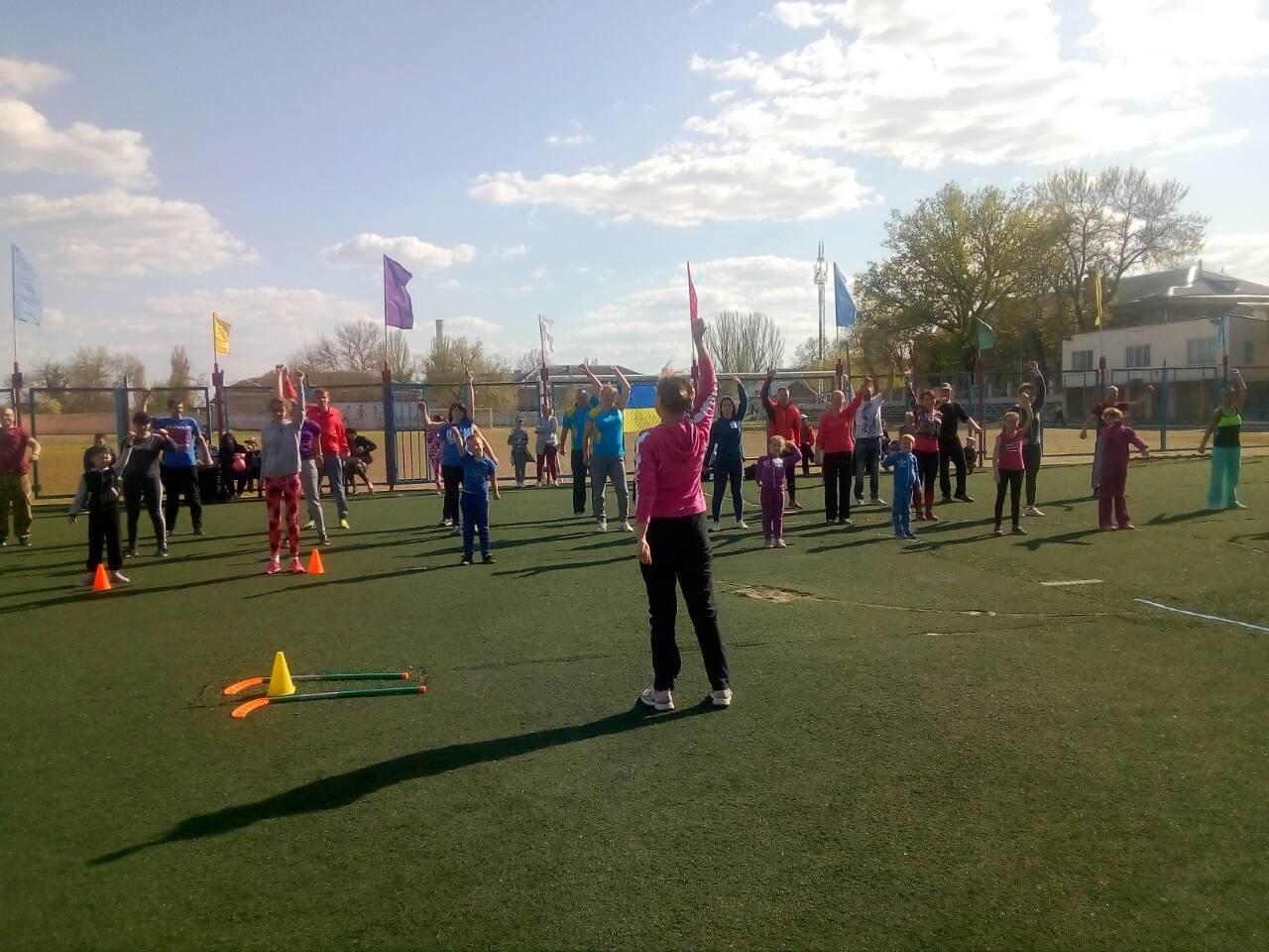 В Николаеве прошел семейный фестиваль  «Папа, мама, я - спортивная семья», - ФОТО, фото-3