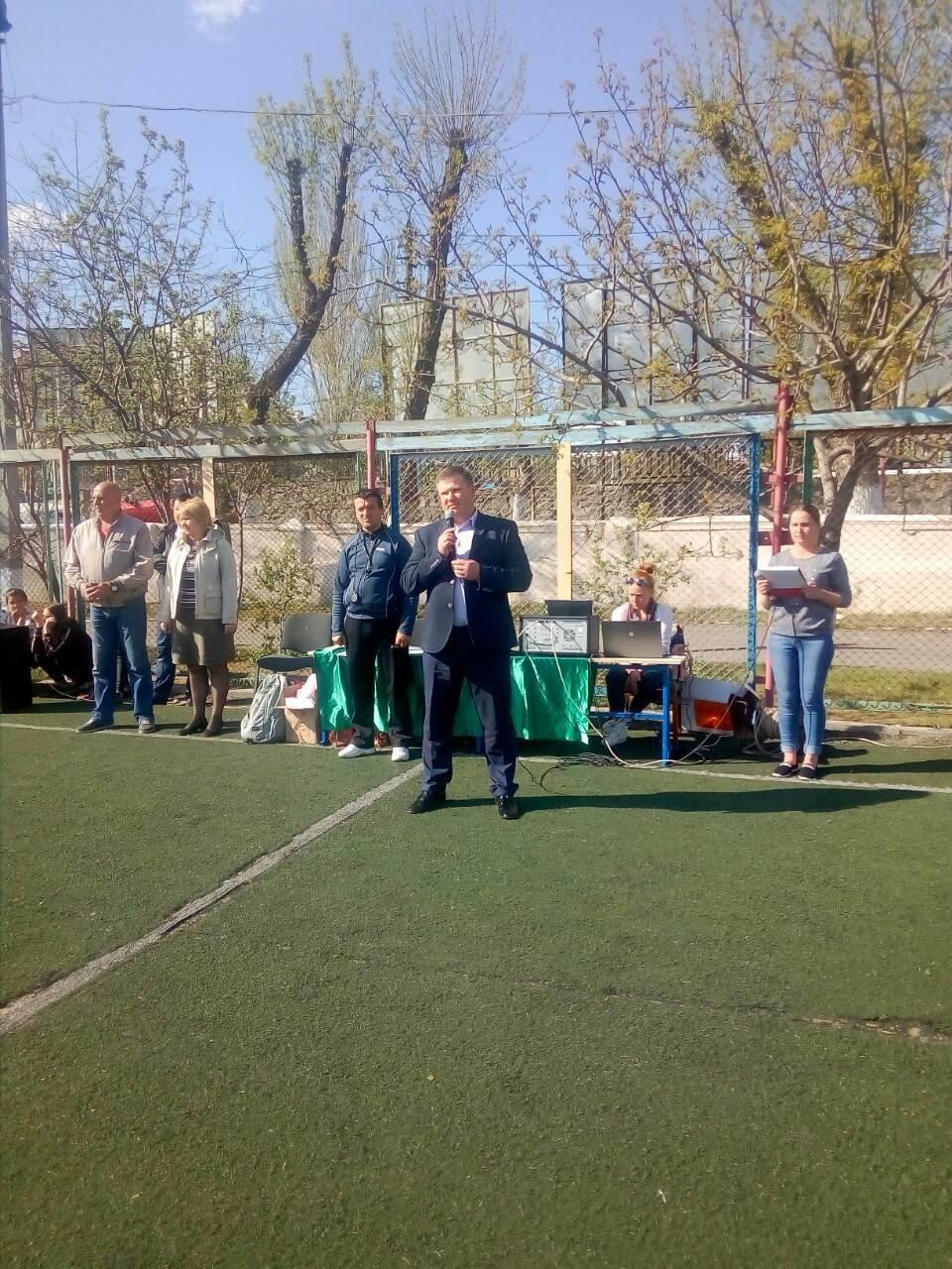 В Николаеве прошел семейный фестиваль  «Папа, мама, я - спортивная семья», - ФОТО, фото-5