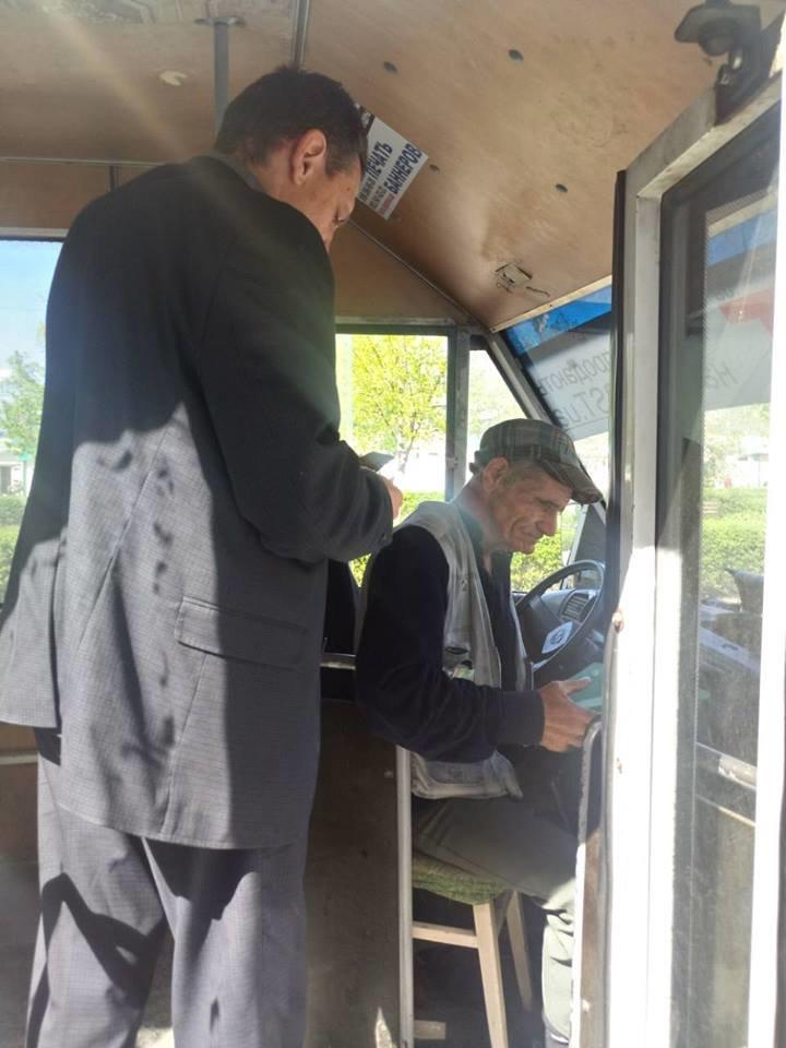 В Николаеве продолжаются проверки качества перевозки пассажиров: проинспектировали автобусные маршруты №3 и №91, фото-3