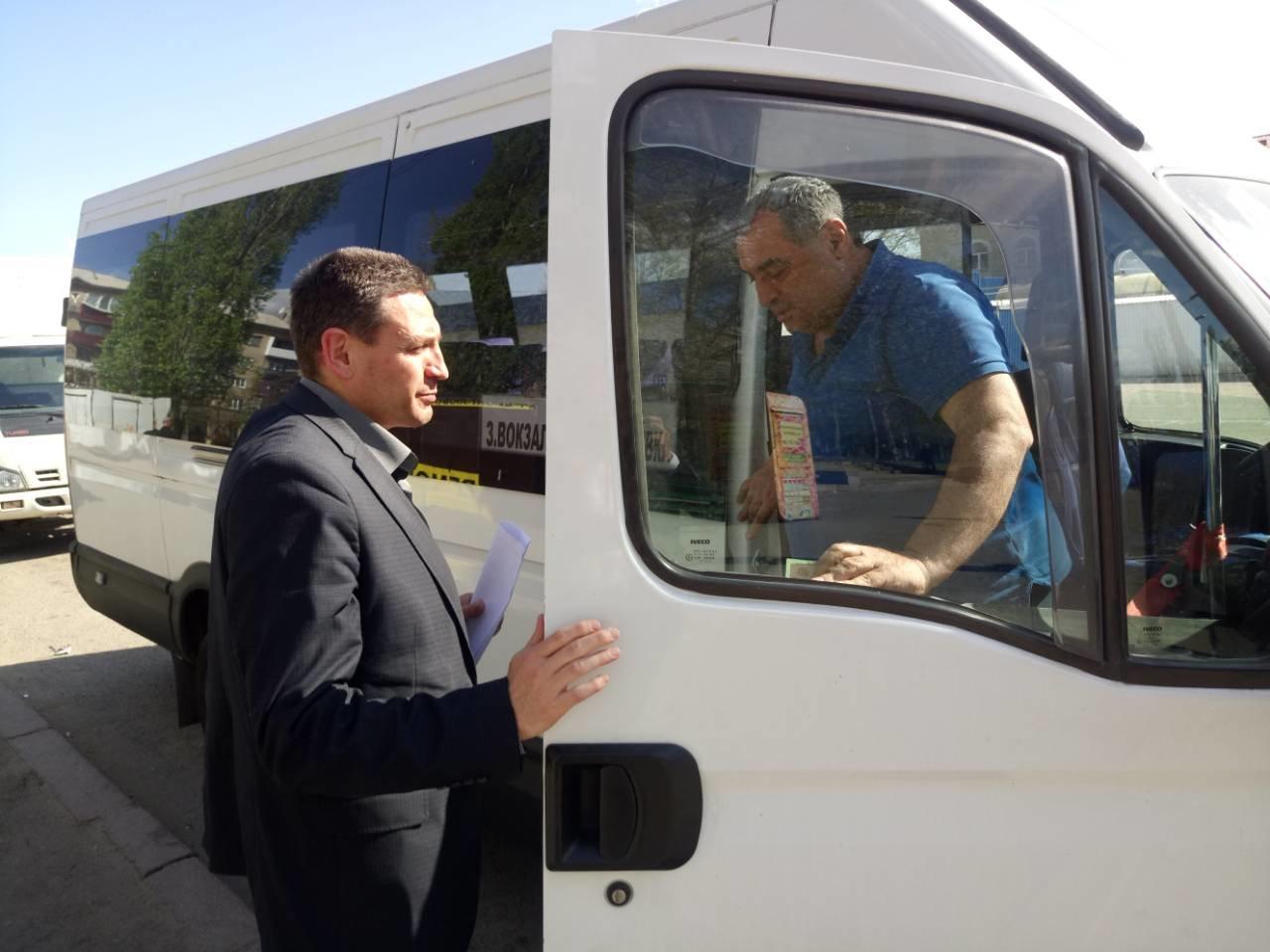 В Николаеве продолжаются проверки качества перевозки пассажиров: проинспектировали автобусные маршруты №3 и №91, фото-5