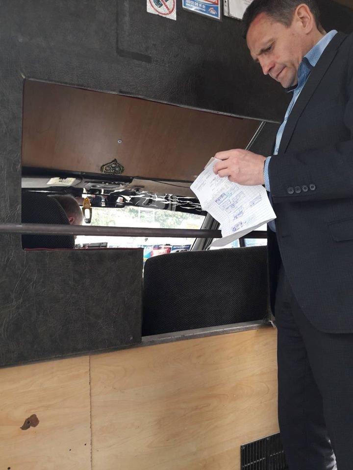Комиссия составила 6 актов о нарушении при проверке николаевских маршрутов № 8 и 50, - ФОТО, фото-2