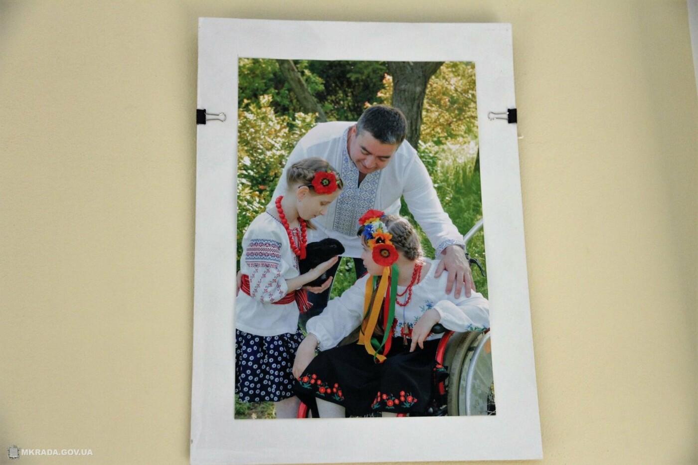 В Николаевском горсовете открылась фотовыставка «Мы - неповторимы!», - ФОТО, фото-3