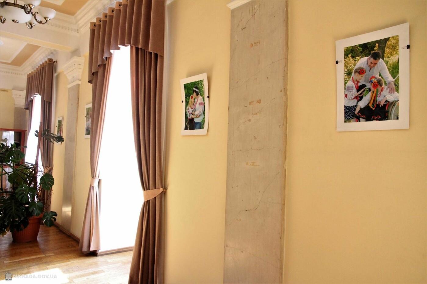 В Николаевском горсовете открылась фотовыставка «Мы - неповторимы!», - ФОТО, фото-6