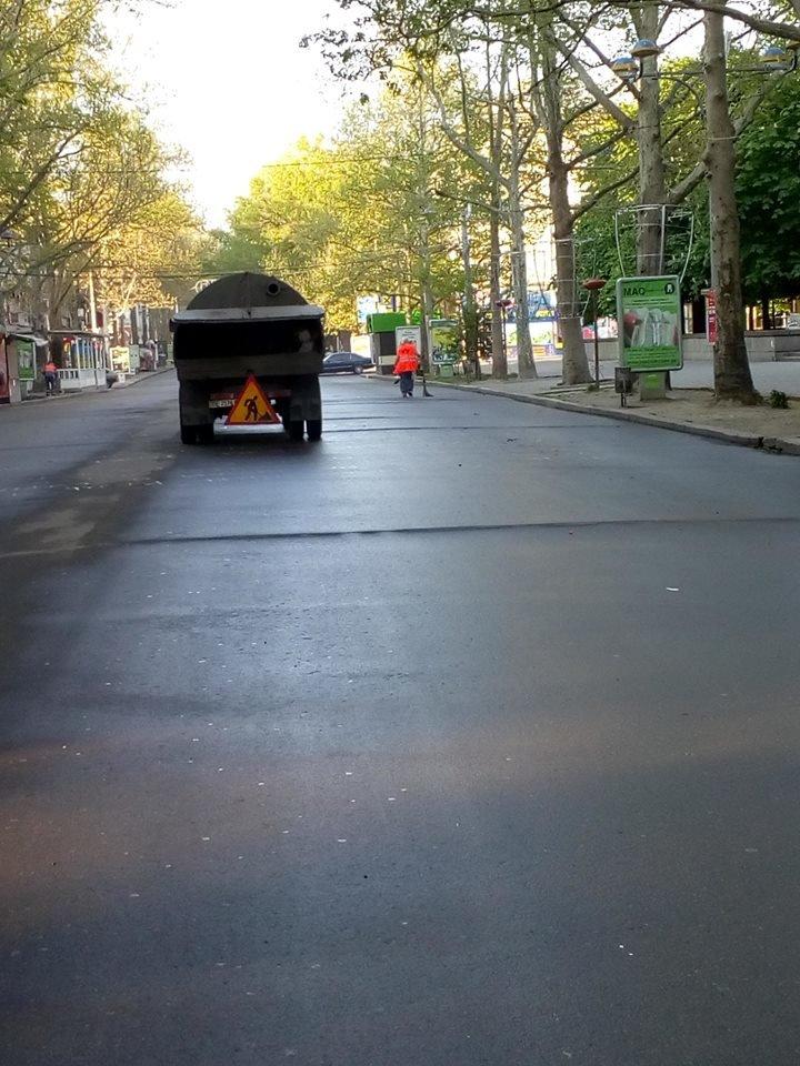 Администрация Центрального района наводит порядок на ул. Соборной, - ФОТО, фото-4