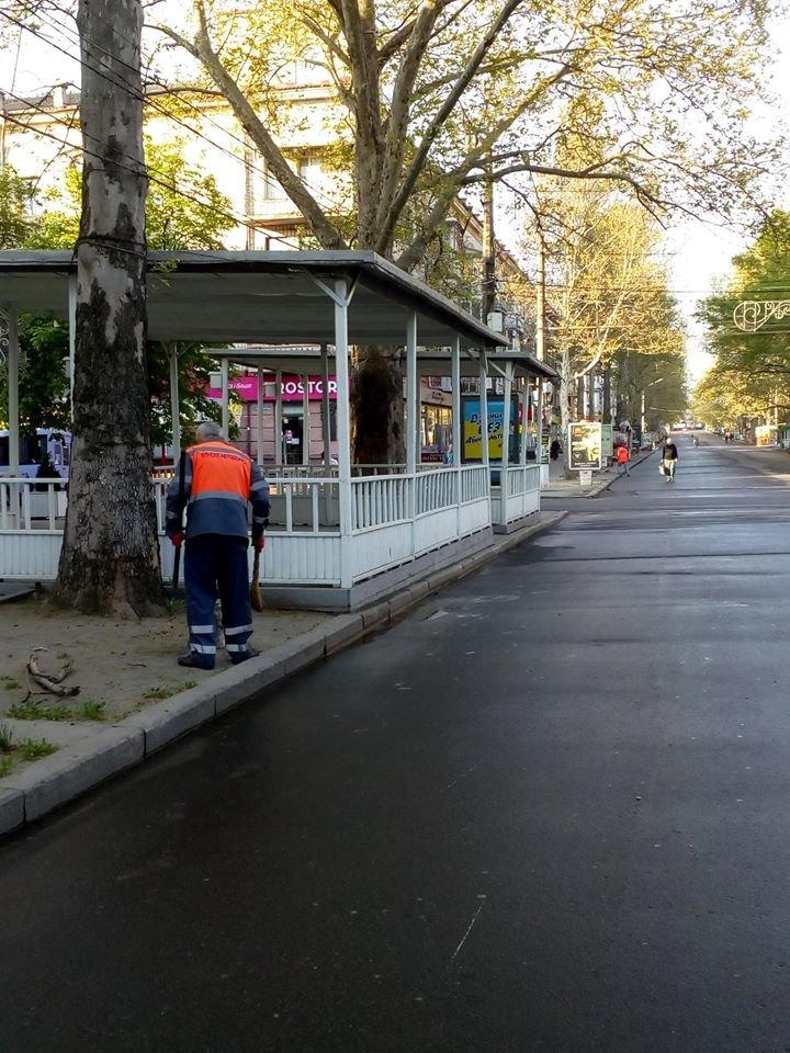Администрация Центрального района наводит порядок на ул. Соборной, - ФОТО, фото-3