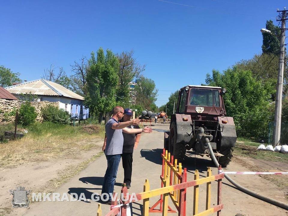 Аварийные службы будут работать без отдыха, чтобы стоки не подтопили дома николаевцев, - вице-мэр Юрий Степанец, - ФОТО, фото-4
