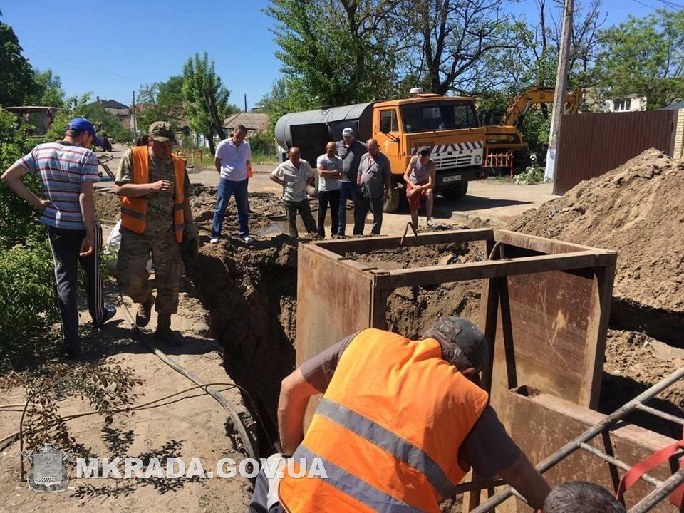 Аварийные службы будут работать без отдыха, чтобы стоки не подтопили дома николаевцев, - вице-мэр Юрий Степанец, - ФОТО, фото-10
