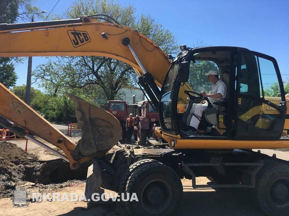 Аварийные службы будут работать без отдыха, чтобы стоки не подтопили дома николаевцев, - вице-мэр Юрий Степанец, - ФОТО, фото-6