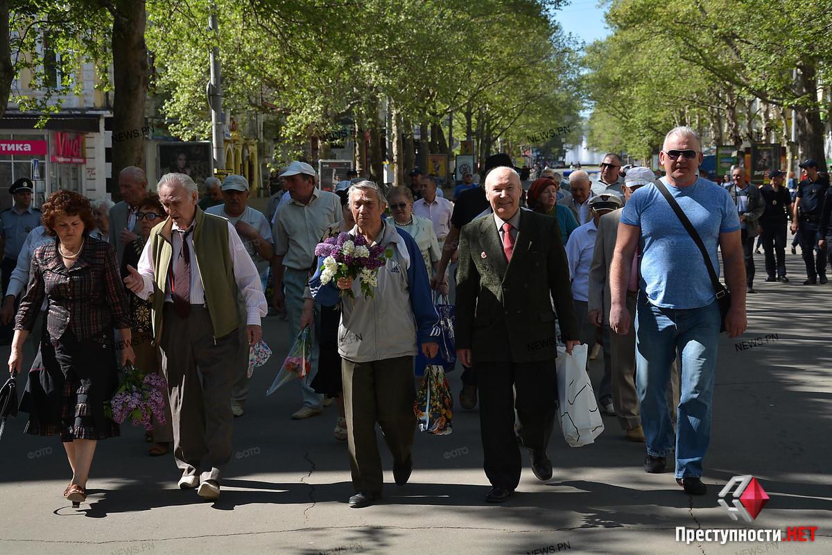 В Николаеве неизвестные облили зеленкой организатора марша к первому мая, - ФОТО, фото-3