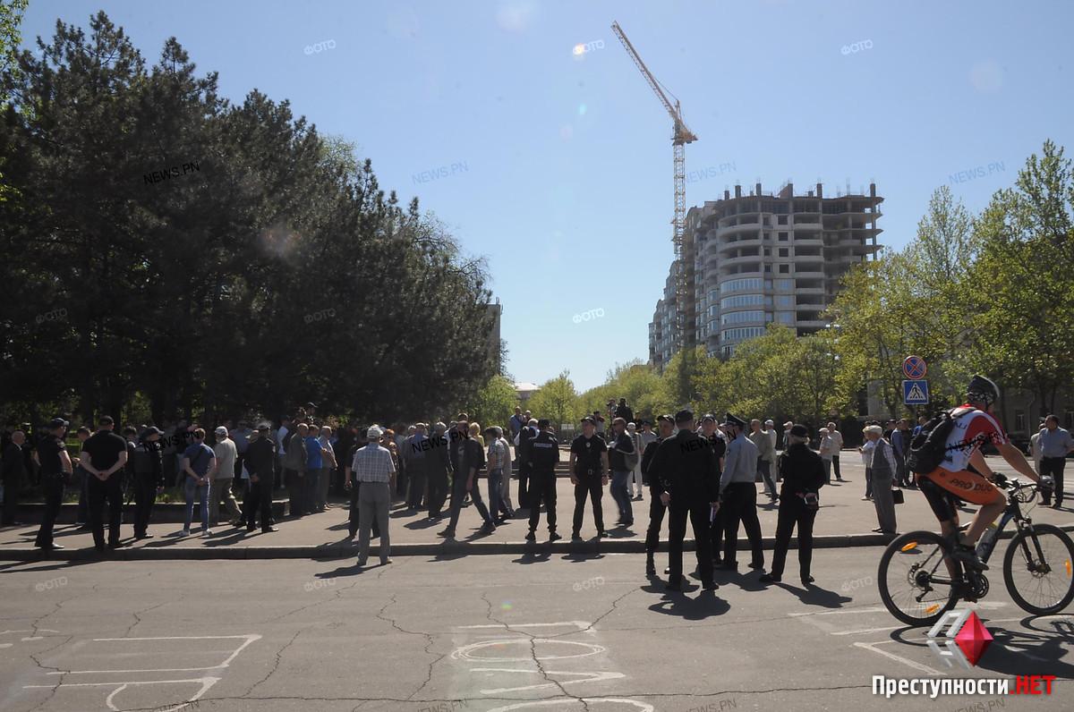 В Николаеве неизвестные облили зеленкой организатора марша к первому мая, - ФОТО, фото-4
