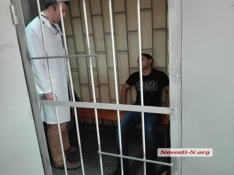 Казимиров упал в обморок прямо в здании суда, - ФОТО, фото-1