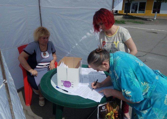 За отставку мэра Южноукраинска собрано 5000 подписей, - от депутатов ждут решения, - ФОТО, фото-1