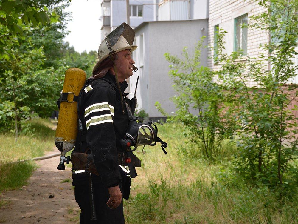 В Николаеве короткое замыкание стало причиной пожара, - ФОТО , фото-2