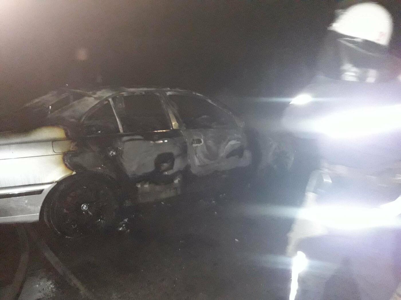 Ночью на Николаевщине горело два автомобиля, - ФОТО, фото-3