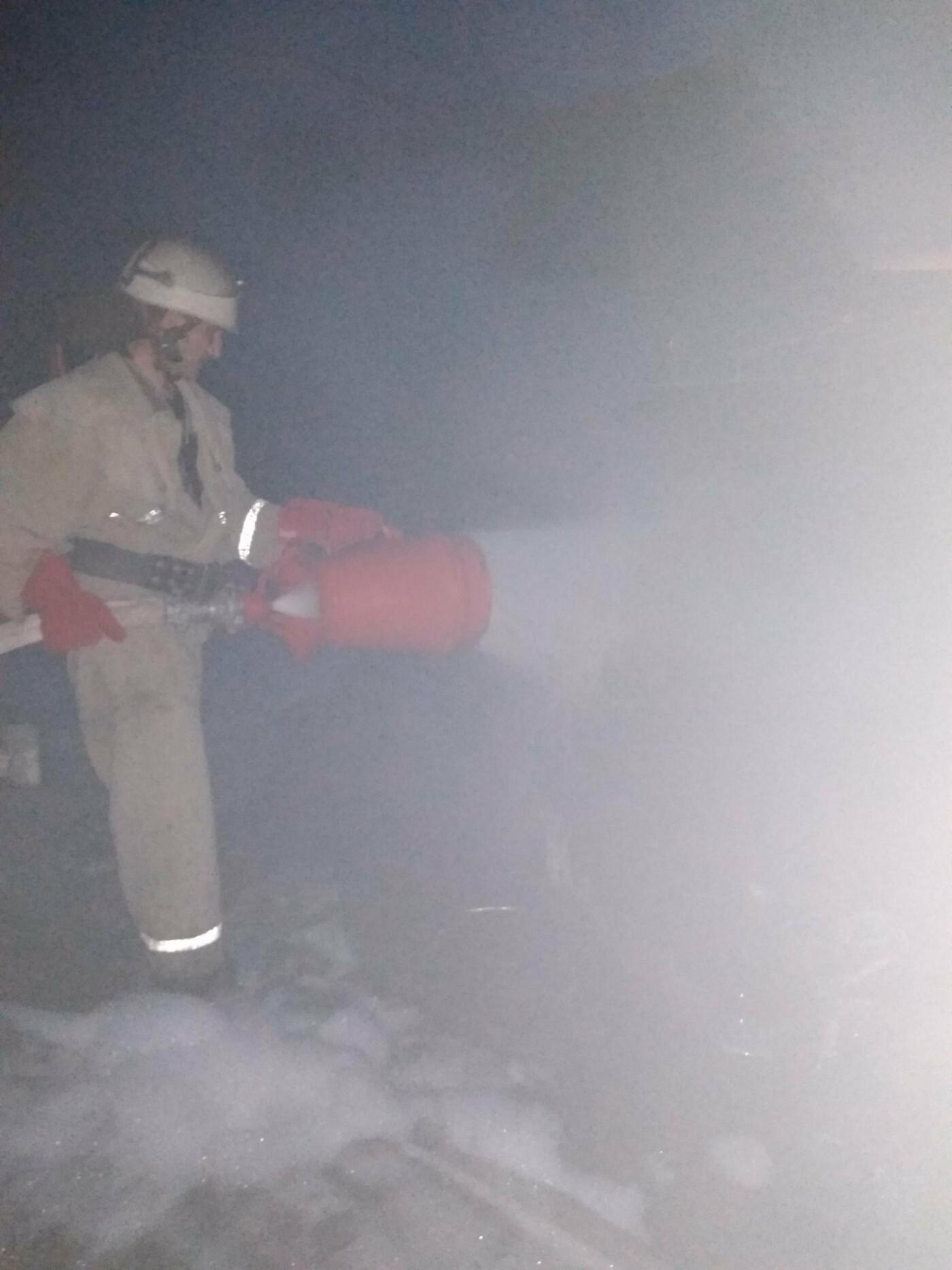 Ночью на Николаевщине горело два автомобиля, - ФОТО, фото-1
