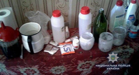 Полицейские изъяли у николаевца наркотики, материалы для их изготовления и деньги, добытые незаконным путём, - ФОТО, фото-2