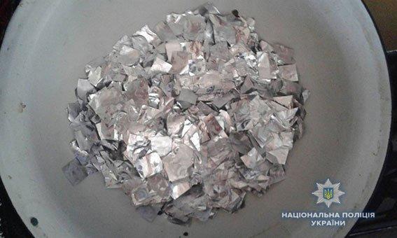 Полицейские изъяли у николаевца наркотики, материалы для их изготовления и деньги, добытые незаконным путём, - ФОТО, фото-3