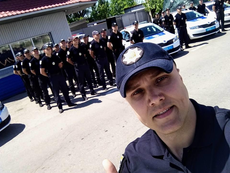 Николаевский полицейский стал начальником крымских патрульных, - ФОТО, фото-2