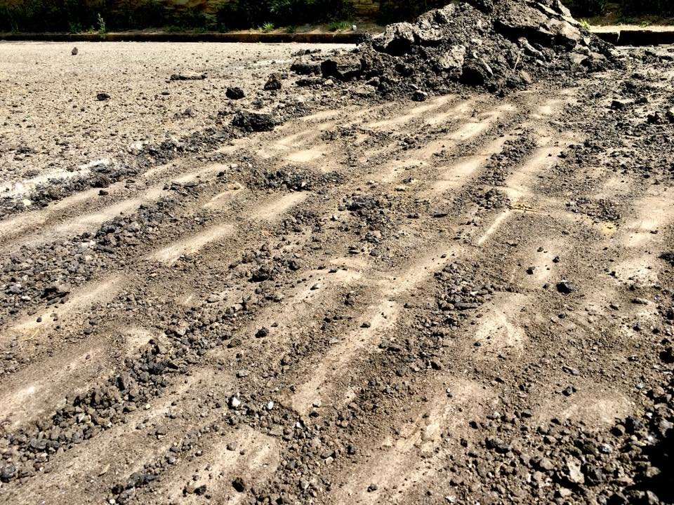 В Николаеве на набережной начали восстанавливать брусчатку вдоль заводской стены, - ФОТО, фото-5